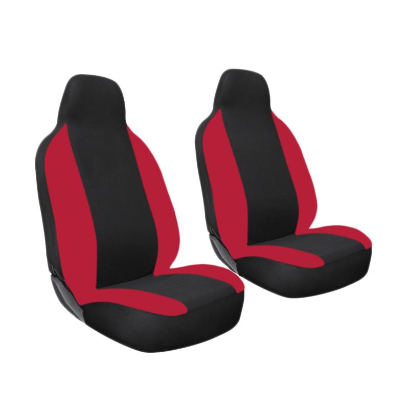 GL Sarung Jok Mobil untuk Ferari Daihatsu Sigra - Black Red