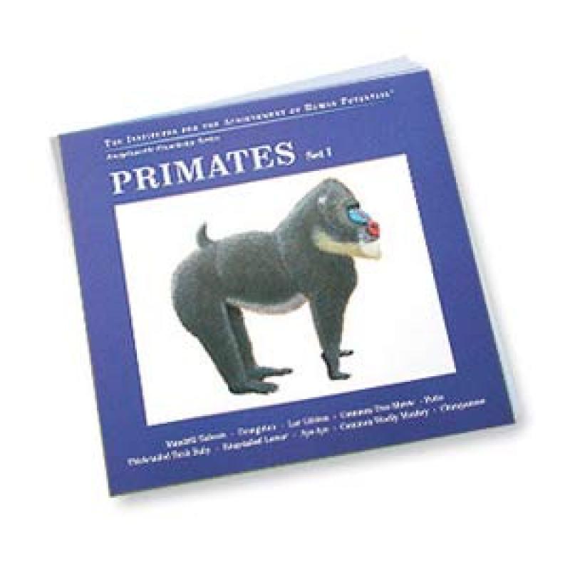 Glenn Doman - Bits Of Intelligence - Primates