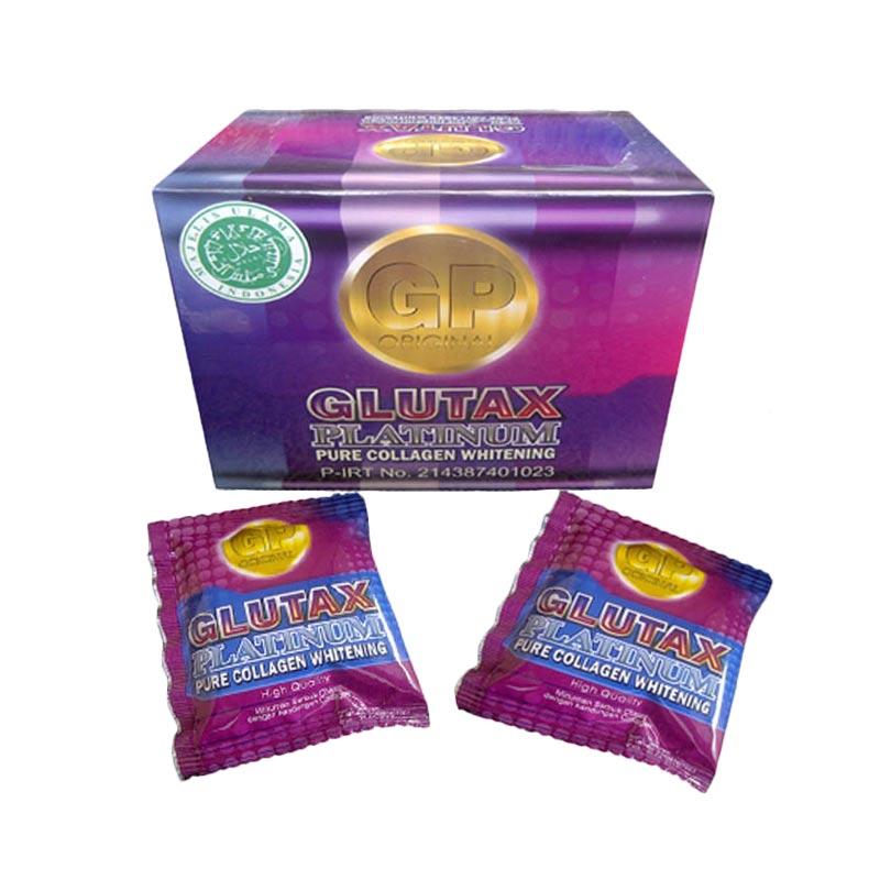 Glutax Platinum Multivitamin & Suplemen