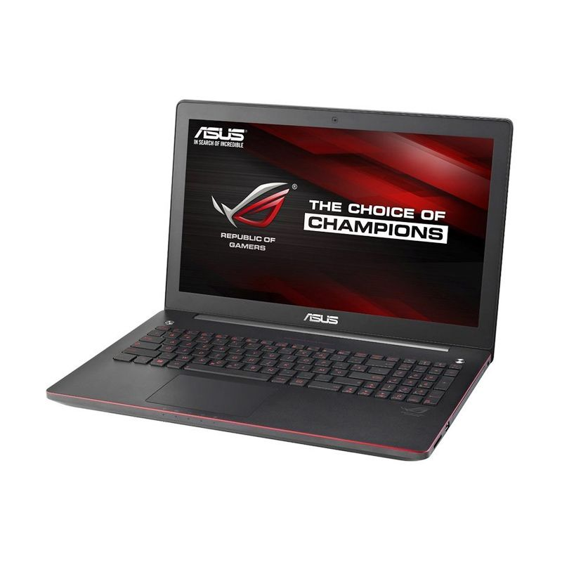 Asus ROG GL552JX-XO305D Black Notebook [DOS/i7/4 GB/15.6 Inch]