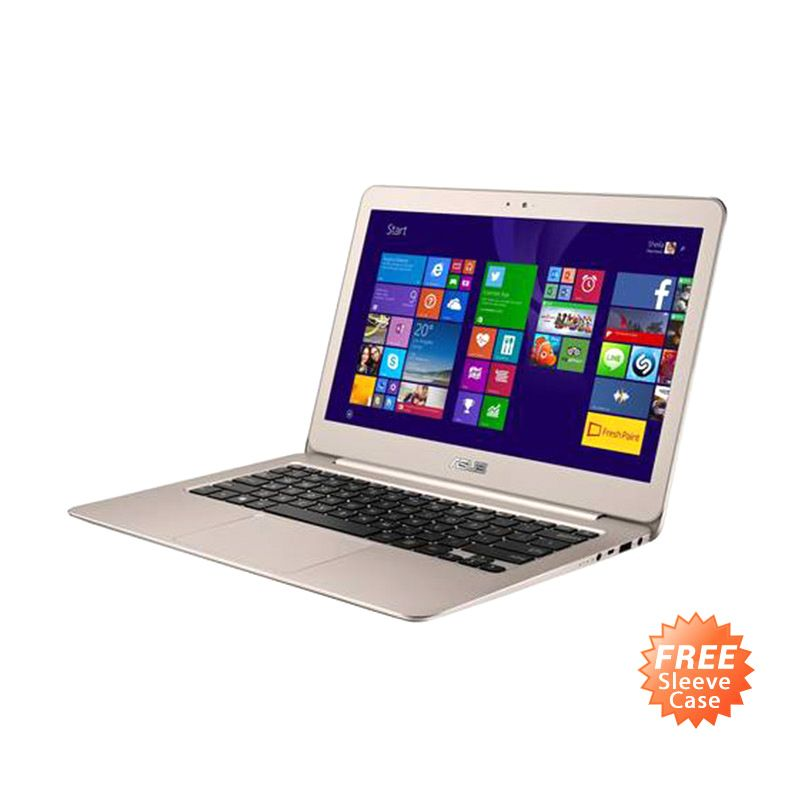 Asus UX305FA-FC145H Notebook + Sleeve Case