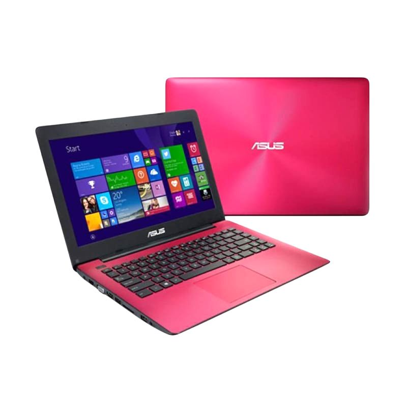 Asus X453MA-WX219D Pink Notebook [2 GB/14 Inch/N2840]