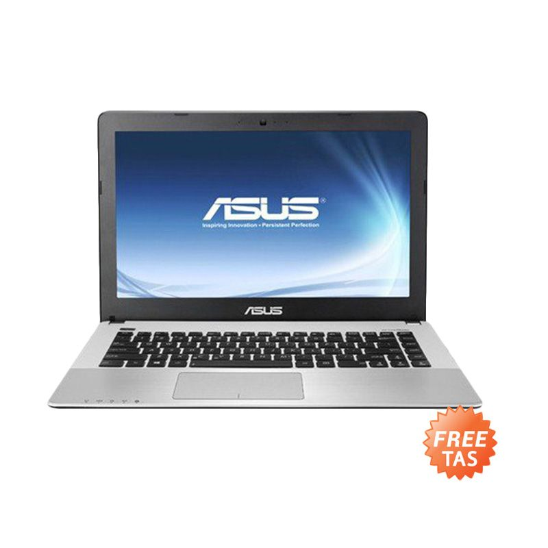Asus X450JB-WX001D Black Notebook [1 TB/RAM 4 GB/i7/14 Inch] + Bag