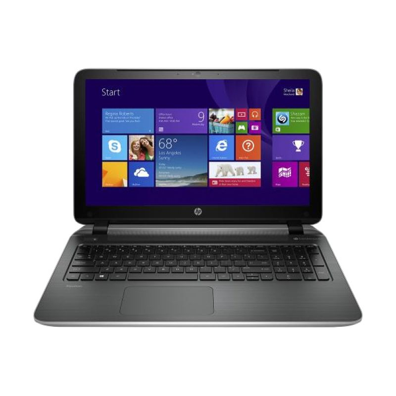 HP Pavilion P229AX Silver Notebook
