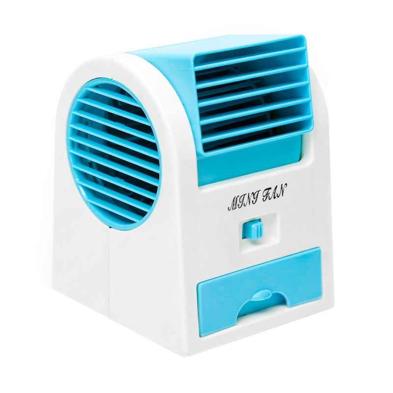 Jual GMT USB Mini Perfume Turbine Fan AC Mini Portabel