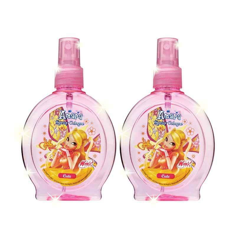 Amara Spray Cologne Winx Club Cute