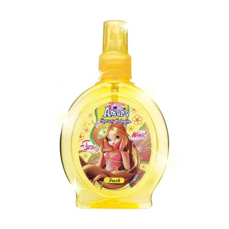 Amara Spray Cologne Winx Club Fresh - 2in1
