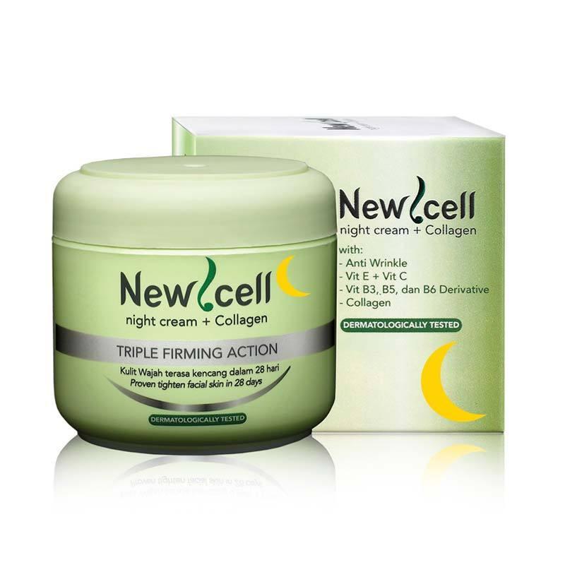 Newcell Night Cream