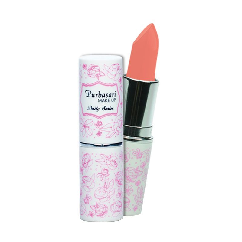 Purbasari Daily Series Lipstick V12