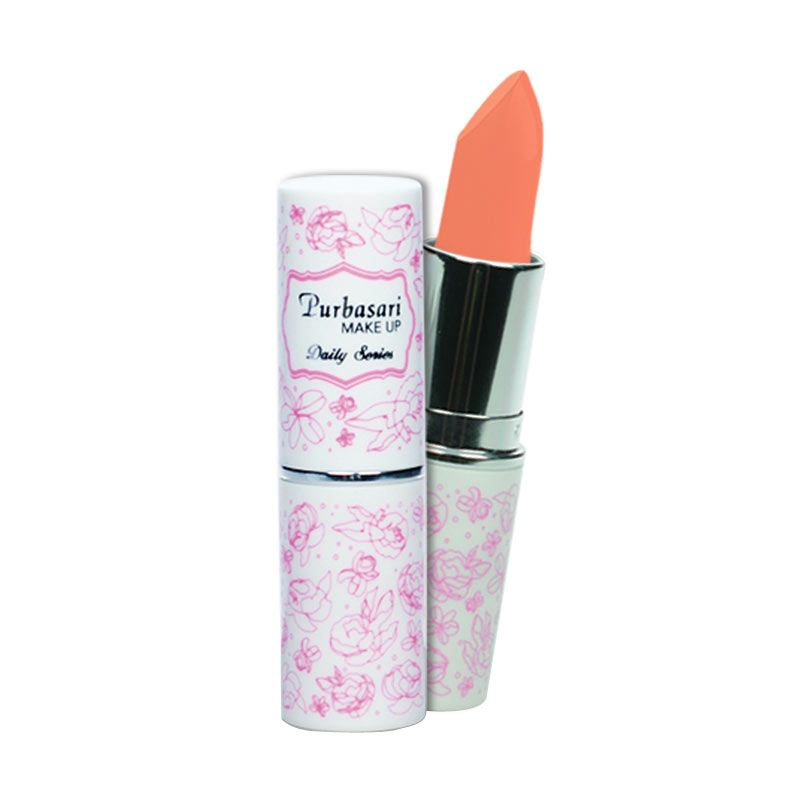 Purbasari Daily Series Lipstick V08