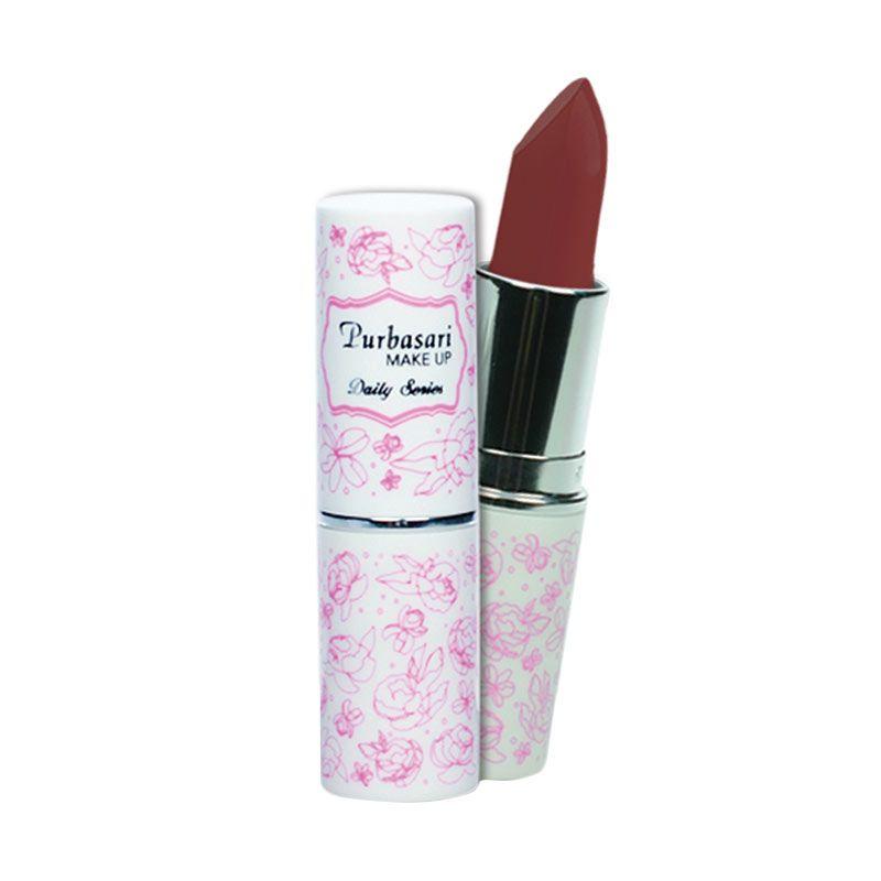 Purbasari Daily Series Lipstick W17