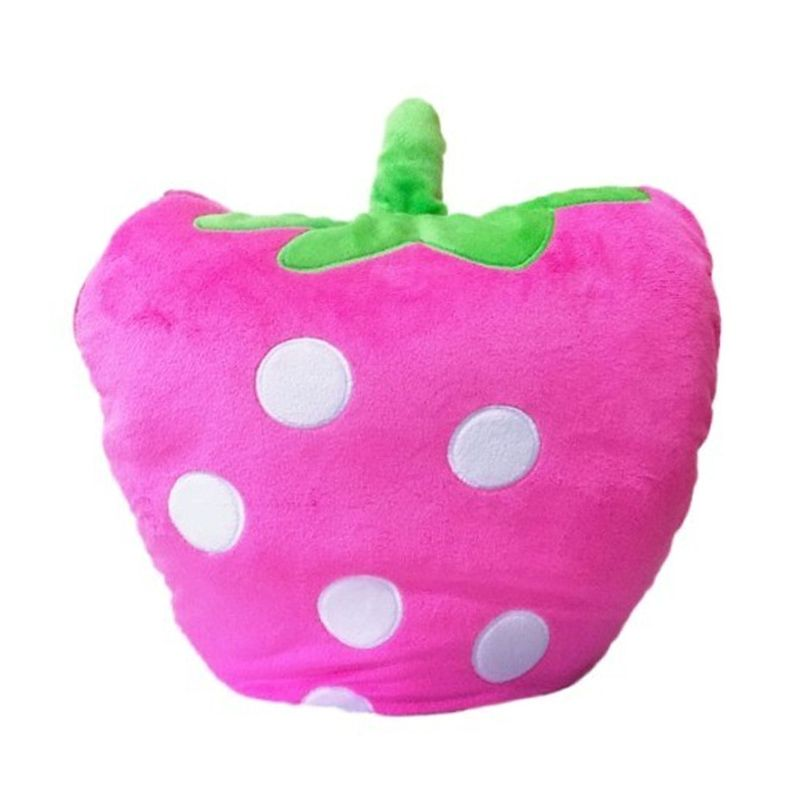 Good Sleep Travel Strawberry Pink Selimut Bayi