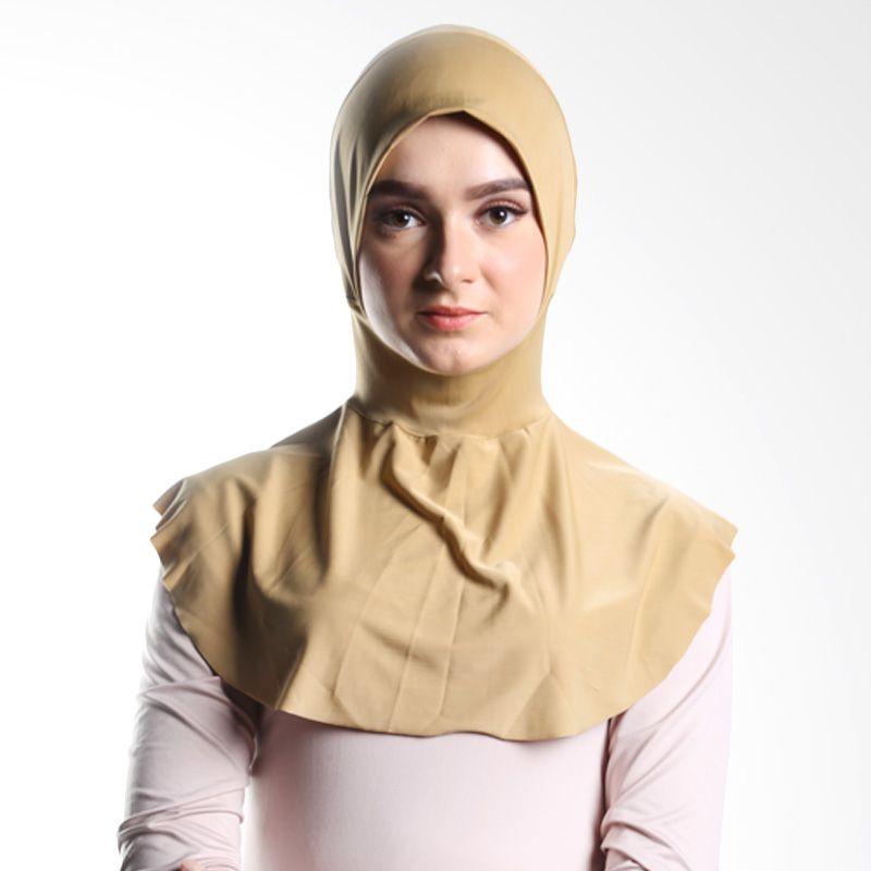 Goldee Cloth Beauty Inner Cappucino Hijab
