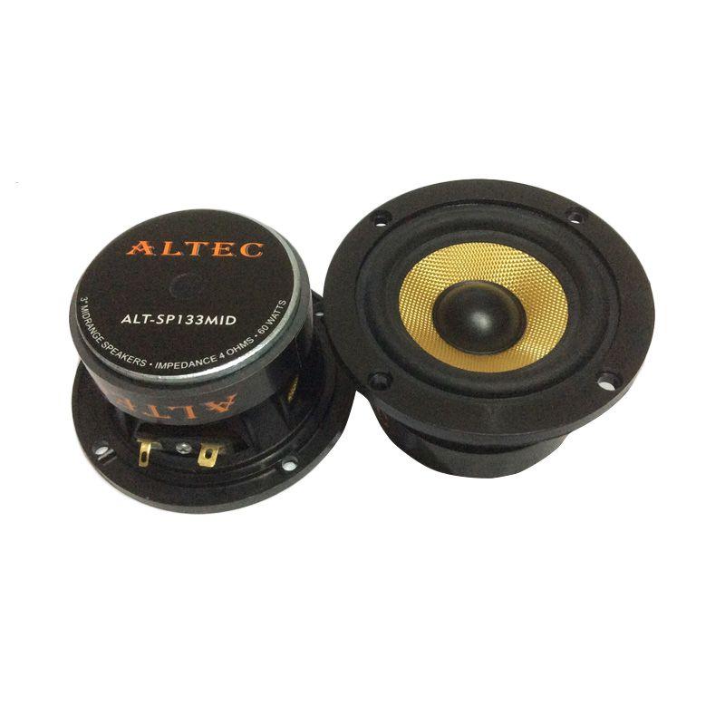 Altec ALT-sp133Mid Speaker Mobil [3 Inch]