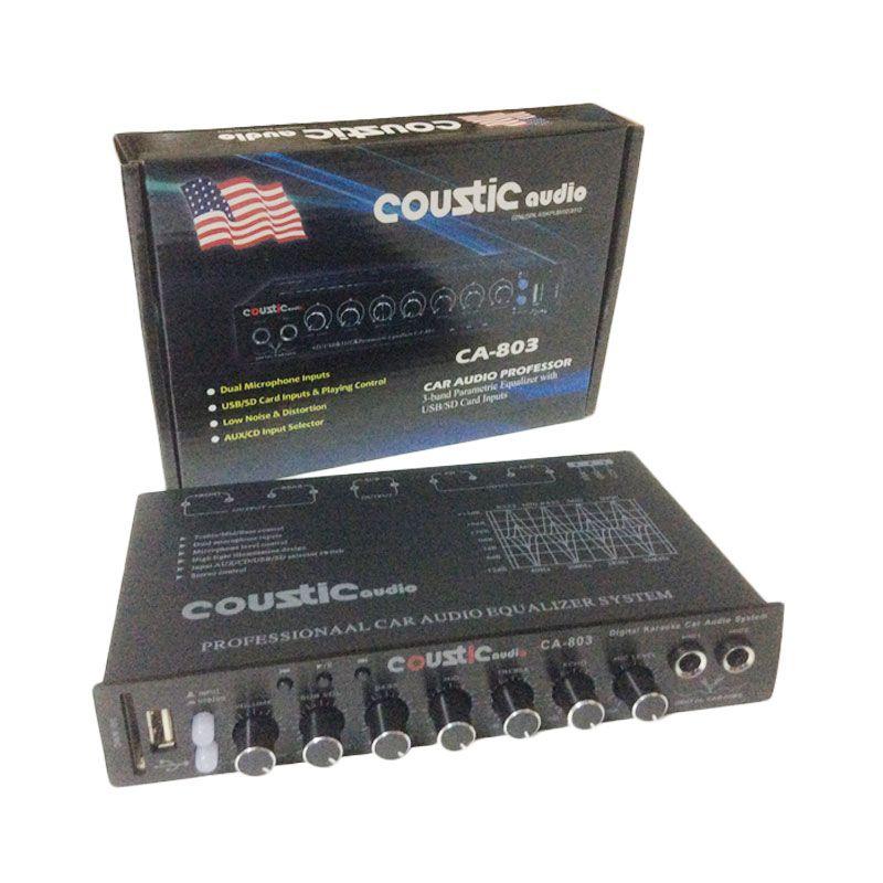 Coustic audio CA-803 Parametric USB MP3