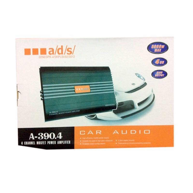 Power mobil ADS 4ch A-390.4 Car Audio