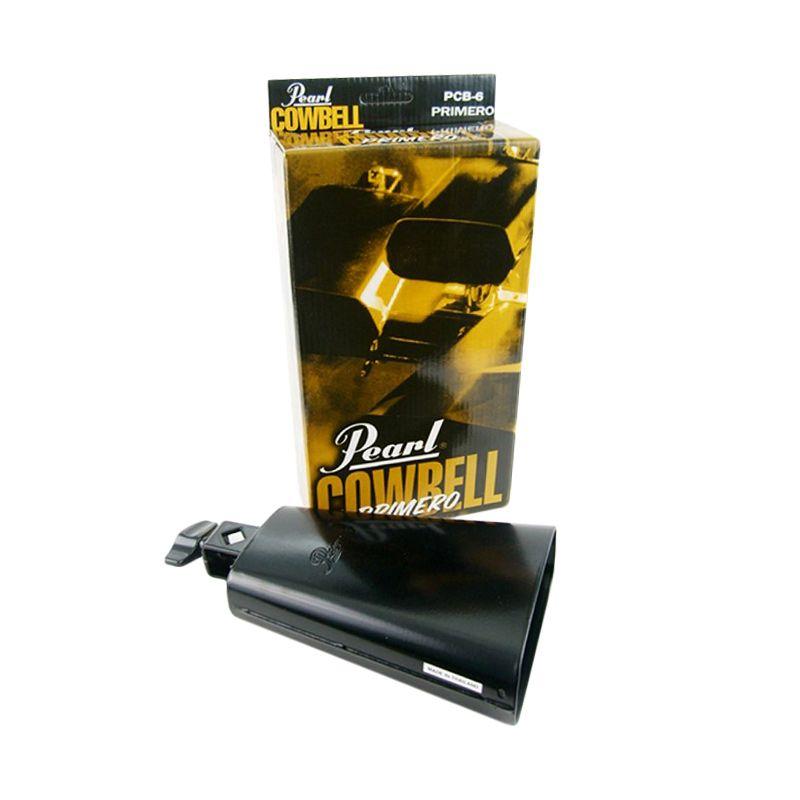 Pearl 6 Primero Black Cowbell