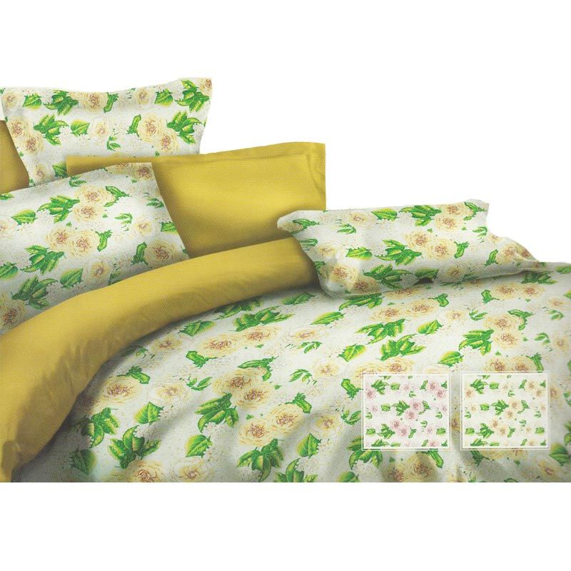 Ashlyn & Co King Castallia Hijau Sprei