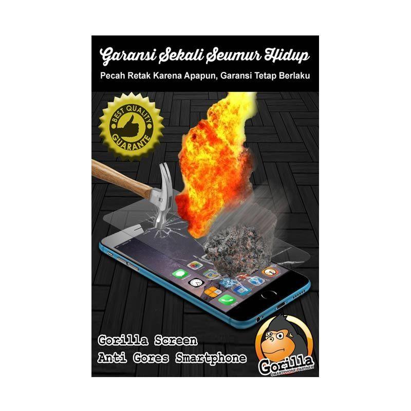 Spesifikasi Gorilla Screen Antigores Tempered Glass for Blackberry Q10 Harga murah Rp 126,000. Beli & dapatkan diskonnya.