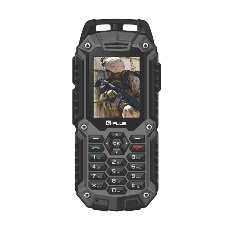 harga Gplus G10 Handphone - Hp Outdoor - Waterproof Ip67 - Hitam Blibli.com
