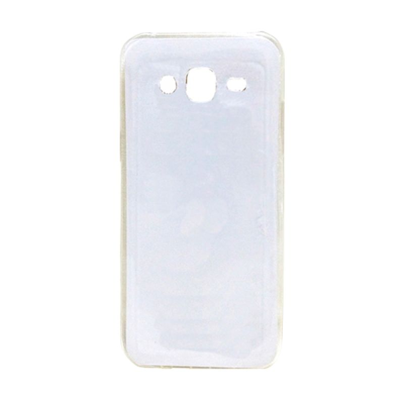 Grace Shop Ultra Thin Clear Softcase Casing for Samsung Galaxy J5