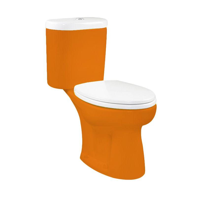 Rialto Duoblock 5008-Orange Closet