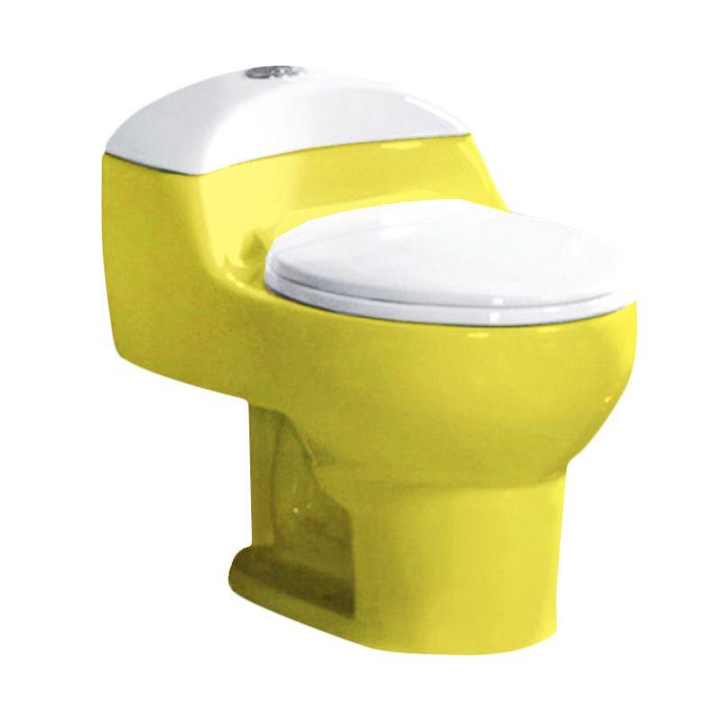 Rialto Monoblock 8015-Kuning Closet Duduk