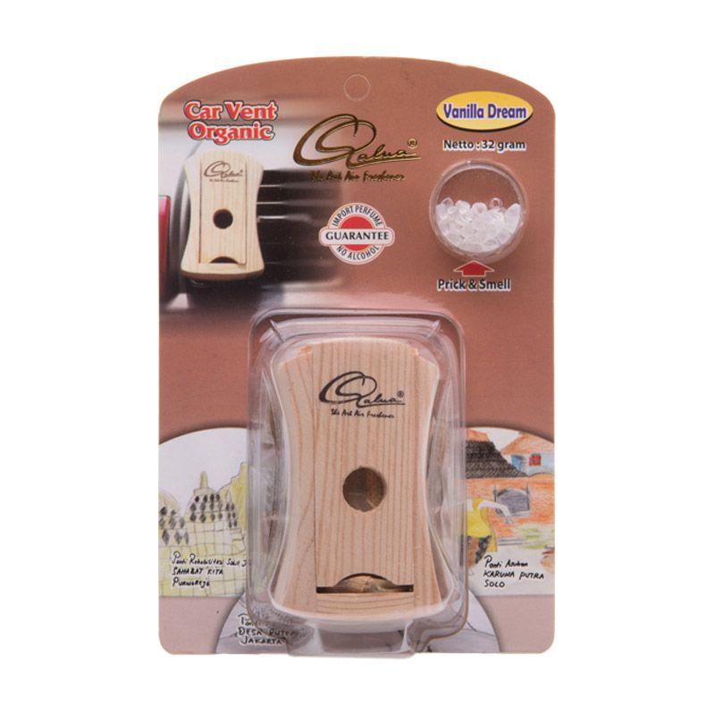 Qalua Car Vent Vanilla Dream Parfum Mobil