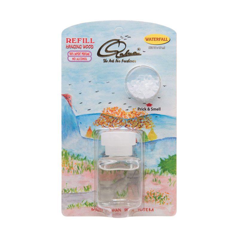 Qalua Refill Waterfall Parfum Mobil [15 mL]