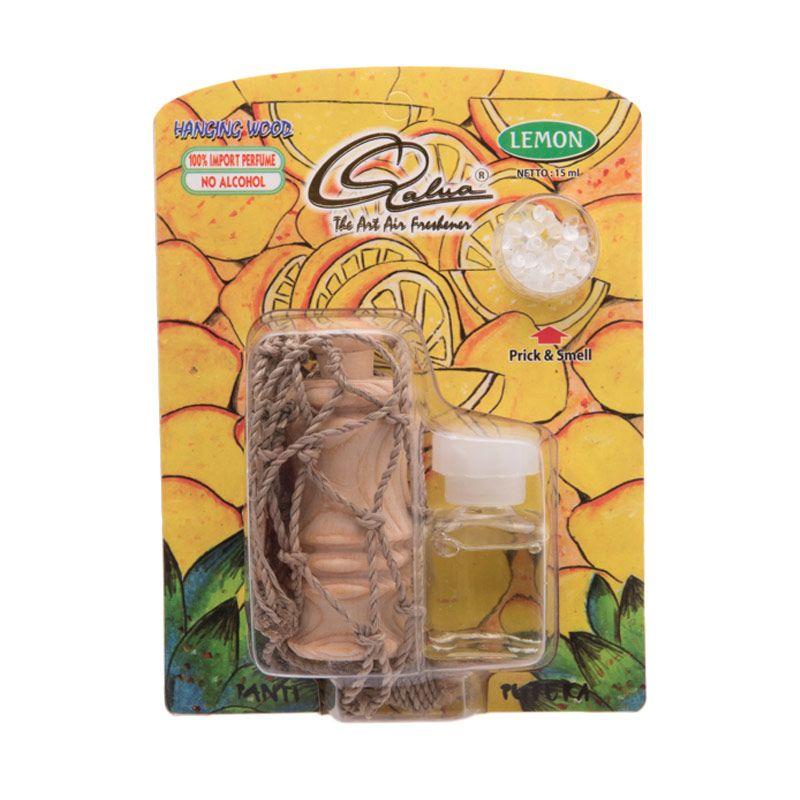 Qalua Starter Pack Lemon Parfum Mobil [15 mL]