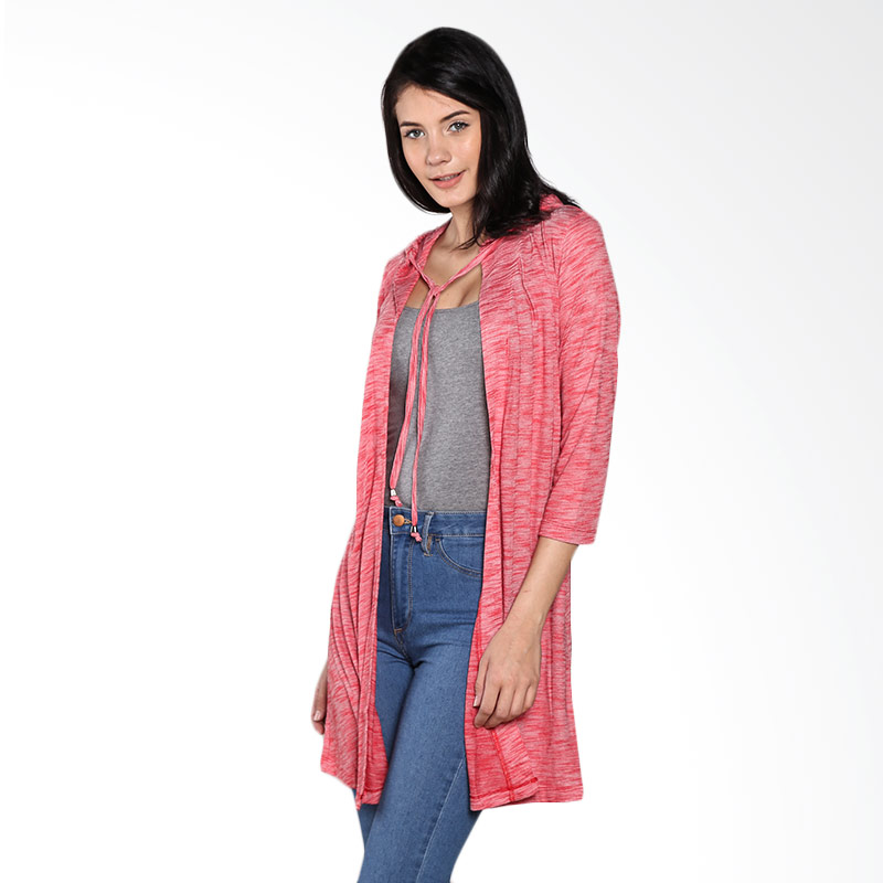 Graphis 11GS21511 Cardigan - Red