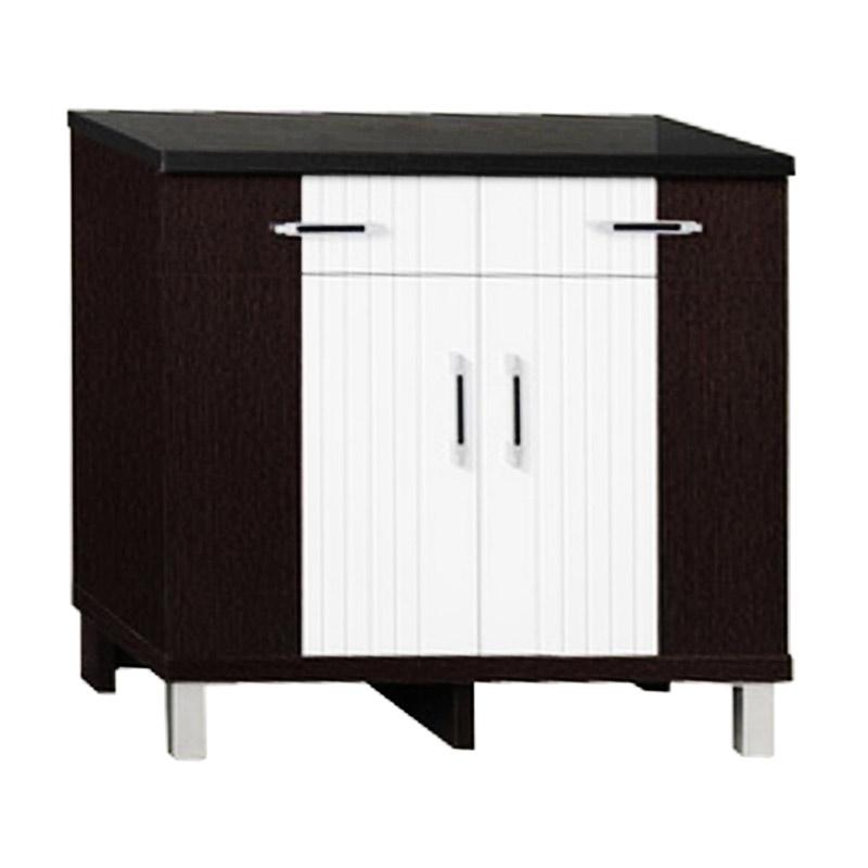 Graver Furniture KSb 2652 Kitchen Set Bawah [Laci/2 Pintu]