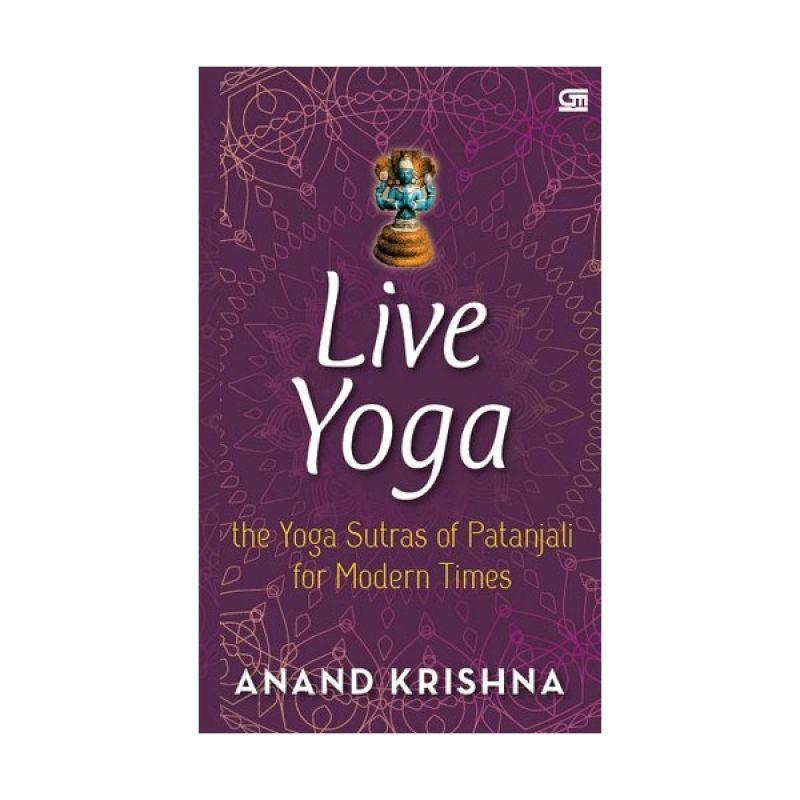 Grazera Live Yoga By Anand Krishna Buku Motivasi