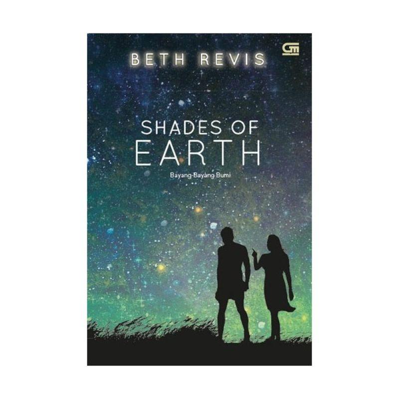Grazera Shades Of Earth by Beth Revis Buku Fiksi