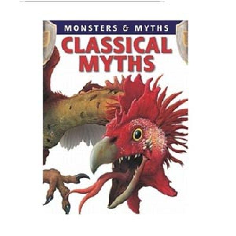 Grazera Mitos Klasik by Gerrie McCall Buku Fiksi