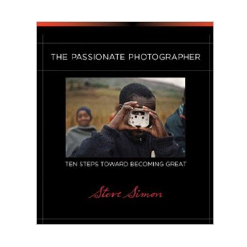Grazera The Passionate Photographer by Steve Simon Buku Hobi