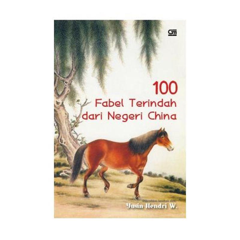 Grazera 100 Fabel Terindah dari Negeri China by Yusin Hendri W. Buku Fiksi