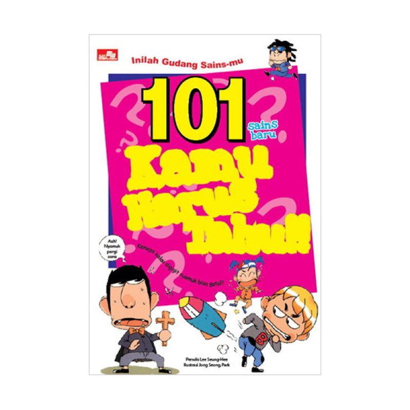 Grazera 101 Kamu Harus Tahu by Nae Phung Buku Pengembangan Diri