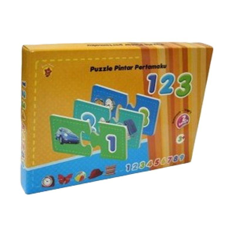 Grazera 123 by Tim Elex Kids Buku Hobi