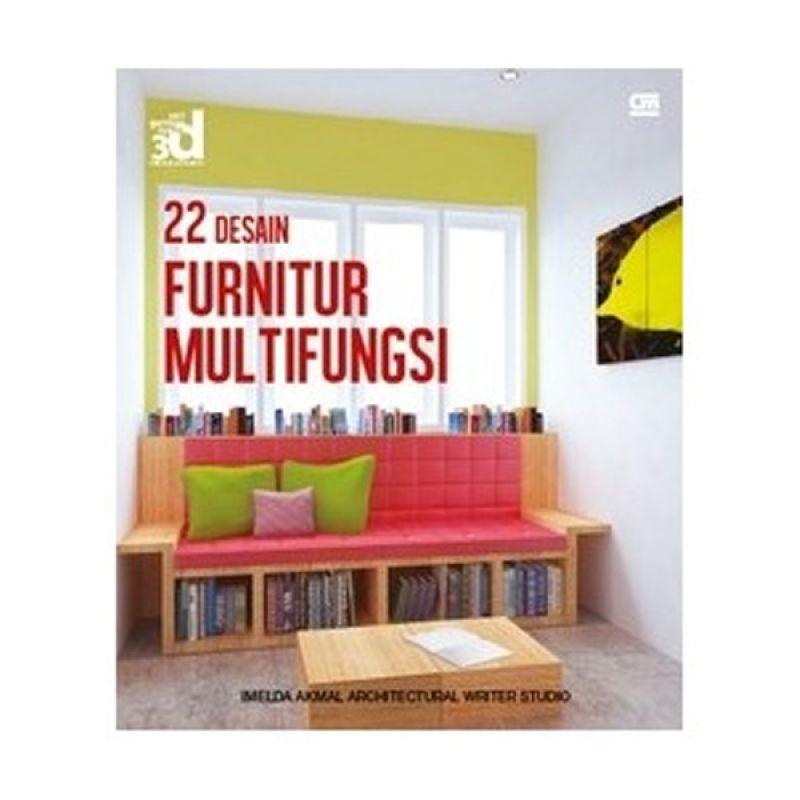 Grazera 22 Desain Furnitur Multifungsi by Imelda Akmal Buku Arsitektur