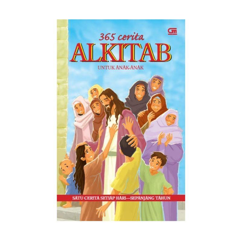 Grazera 365 Cerita Alkitab Untuk Anak-Anak oleh Joy Melissa Jensen Buku Agama