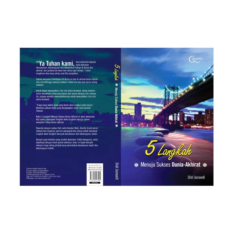 Grazera 5 Langkah Menuju Sukses Dunia Akhirat oleh Didi Junaedi Buku Agama
