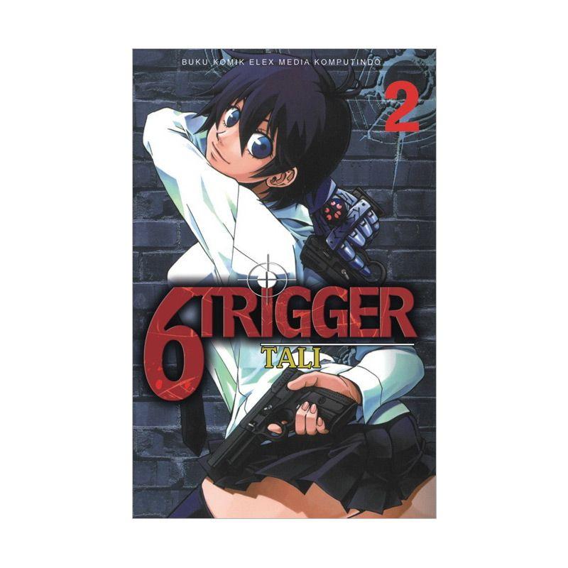 Grazera 6 Trigger Vol. 02 By Tali Buku Komik