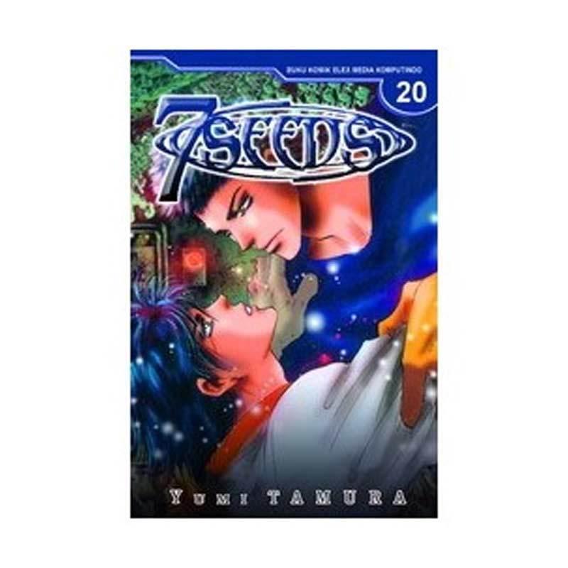 Grazera 7 Seeds Vol 20 by Yumi Tamura Buku Komik