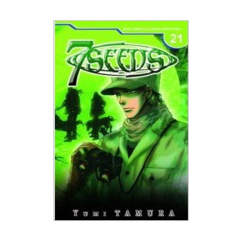Grazera 7 Seeds Vol 21 by Yumi Tamura Buku Komik