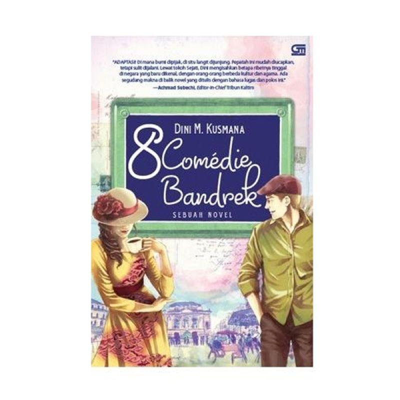 Grazera 8 Comedie Bandrek by Dini M. Kusmana Buku Fiksi