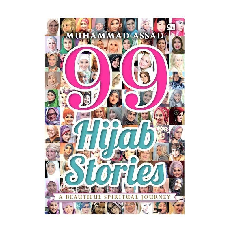 Grazera 99 Hijab Stories by Muhammad Assad Buku Hobi