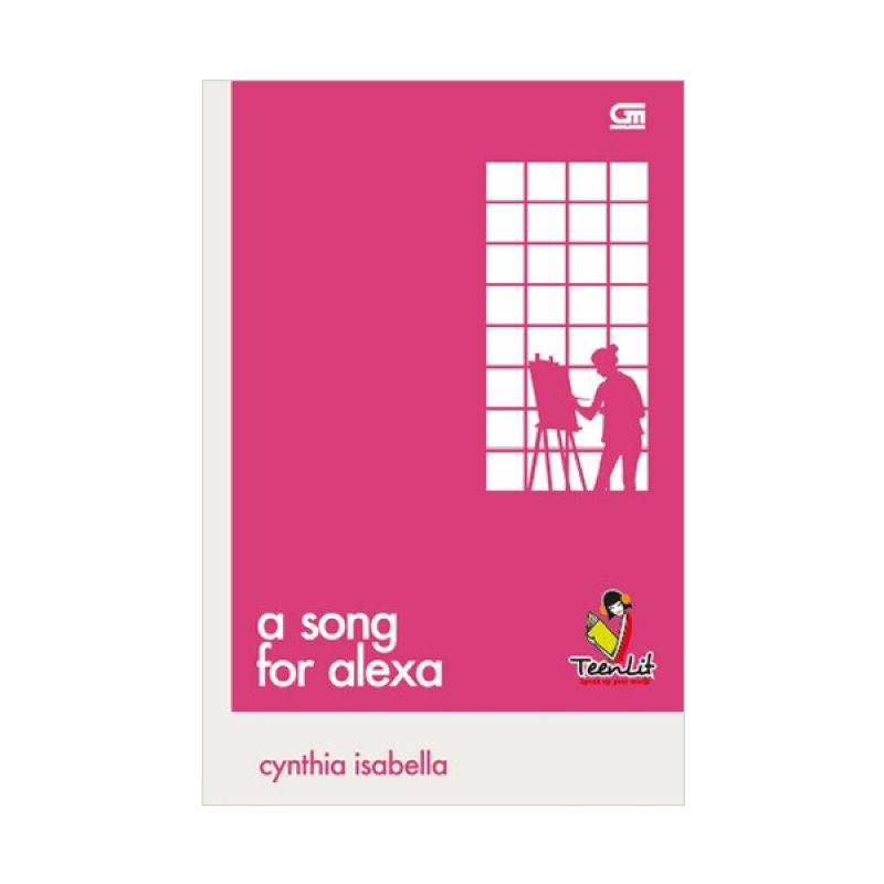 Grazera A Song For Alexa by Cynthia Isabella Buku Fiksi