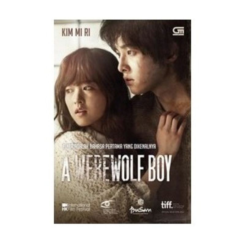 Grazera A Werewolf Boy by Kim Mi Ri Novel