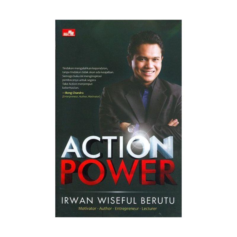 Grazera Action Power by Irwan Wiseful Berutu Buku Ekonomi dan Bisnis